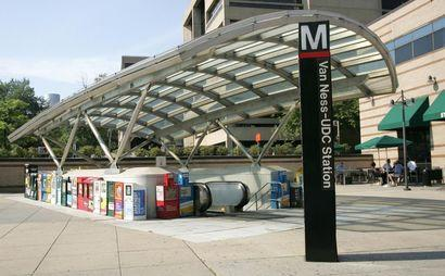 Parking Space Van Ness ST NW - Convenient Location to Metro, Universities and more