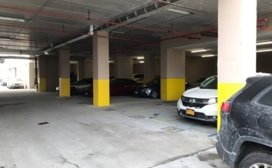 Secured Carport Parking Space in Bronx