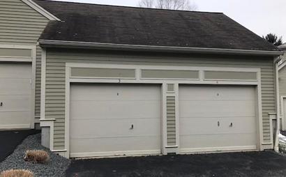 Wide and Spacious Garage Storage Unit in Duxbury