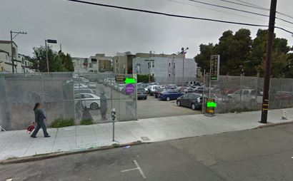 Secured parking mission district | Spacer