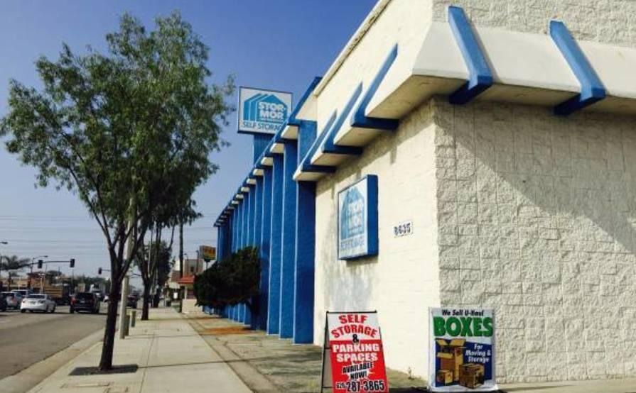 #3 Secure Storage At The Front In Rosemead