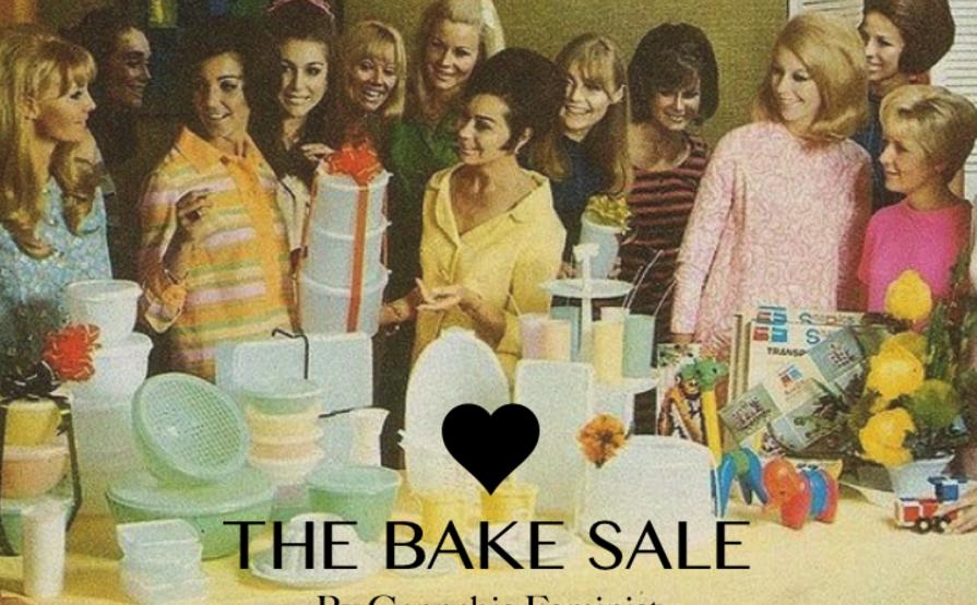 The Bake Sale By Cannabis Feminist