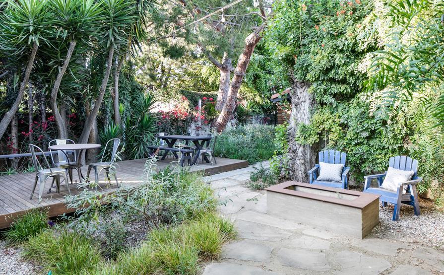 Private Oasis in  Mar Vista
