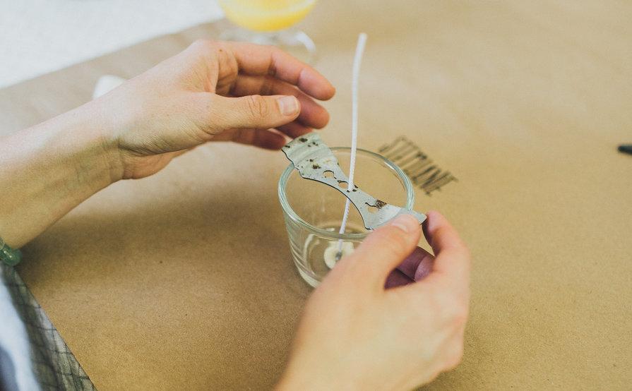 DIY Soy Candle Workshop