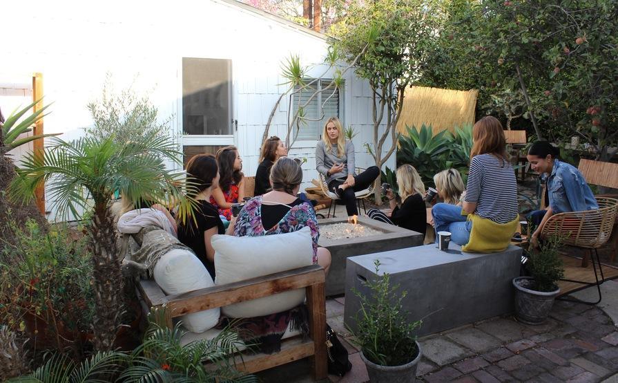 Morning Coffee + Chat around LA (FREE)
