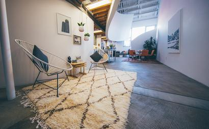 Architectural Loft in Lincoln Heights